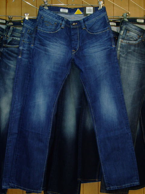 PEPE JEANS LONDON KINGSTON STRAIGHT