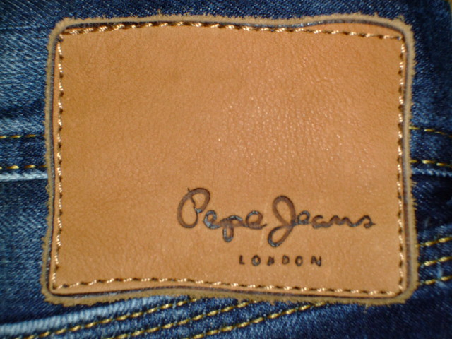 PEPE JEANS LONDON ALBAN RELAXED MEN'S JEANS DENIM