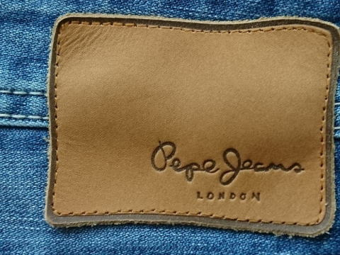 PEPE JEANS LONDON CANE LIGHT BROWN